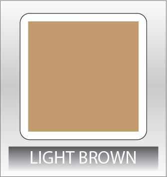 light brown vierkant