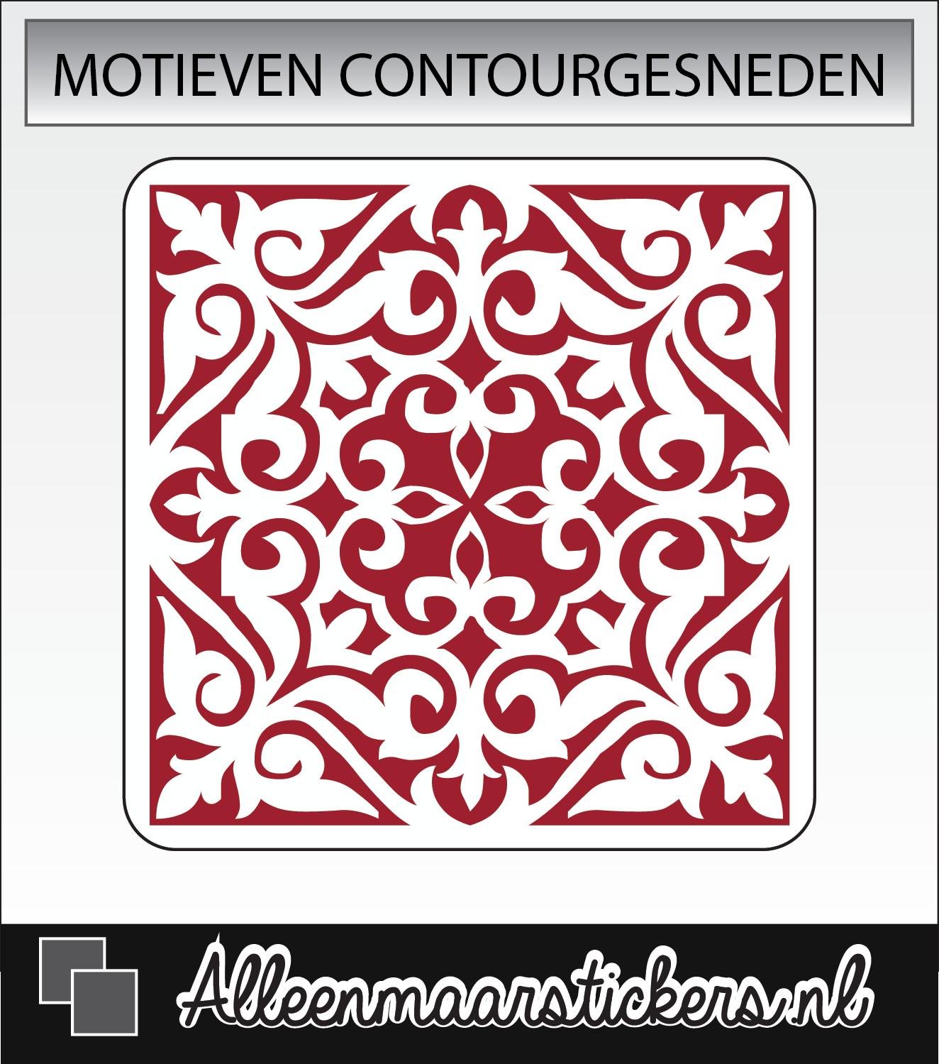 Tegelstickers motieven - alleenmaarstickers.nl