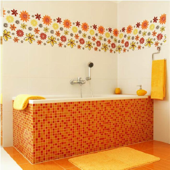 Alleenmaarstickers; tegelstickers badkamer / tegelsticker keuken
